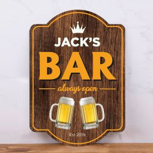 Beer Bar Sign