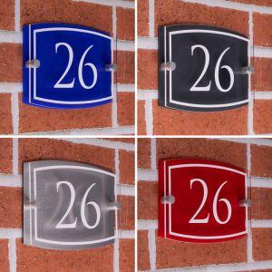Acrylic House Sign 20cm x 14cm