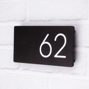 Contemporary House Number 10cm x 20cm - Modena
